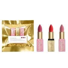 PAT McGRATH LABS Mini Gilty Pleasures Lip Trio
