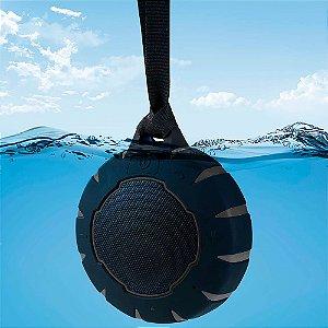 Caixa de Som Bluetooth à prova d'água