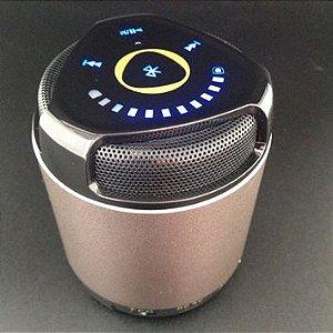 Caixa de Som Bluetooth touch