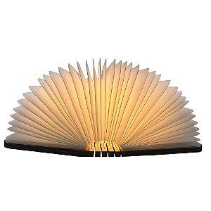 Luminária Livro