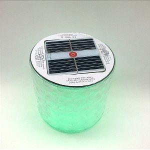 Luminária Solar Inflável