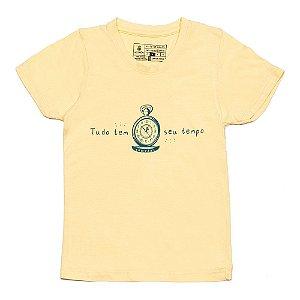 Camiseta Vamvaki Infantil Time