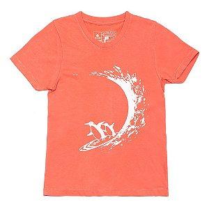 Camiseta Vamvaki Infantil Penguin