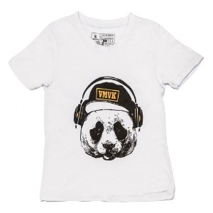 Camiseta Vamvaki Infantil Bear