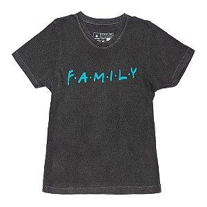 Camiseta Vamvaki Infantil Family
