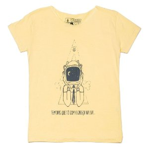 Camiseta Vamvaki Feminina Trip
