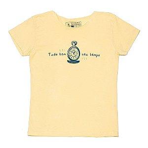 Camiseta Vamvaki Feminina Time