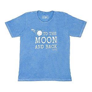 Camiseta Vamvaki Masculina Moon