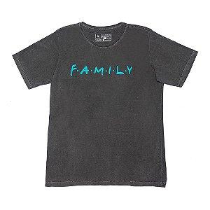 Camiseta Vamvaki Masculina Family