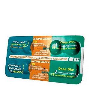 Naldecon Dia e Noite Blíster 6 Comprimidos