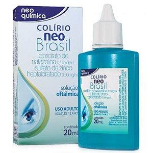 Colírio Neo Brasil 20ML