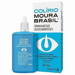 Colírio Moura Brasil 20ML