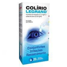 Colírio Legrand 20ml