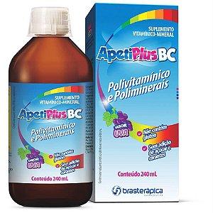 Apetiplus Bc 240ml Uva