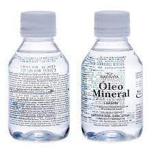Oleo de Mineral 100ml Nativita