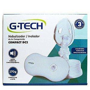Aparelho de Inalação G-Tech Dc2 Compact