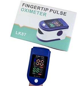 Oximetro Pulse  Fingertip LK87