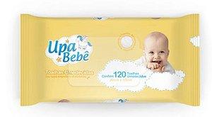 Toalha Umedecida Upa Bebê 20cm X 15cm 120Un