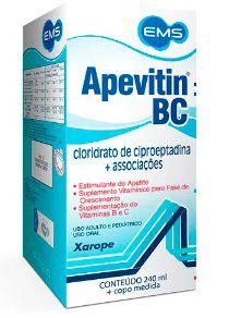 ApevitinBc Xarope EMS 240ml