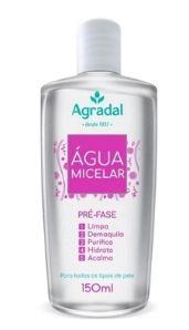 Água Micelar Agradal 150ml