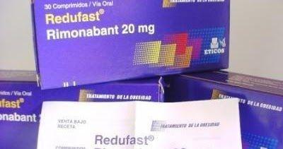 REDUFAST 20MG / CX COM 30 COMPR - Rimonabant