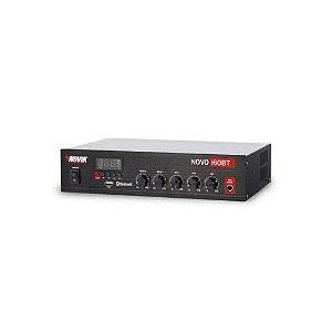 Amplificador SKP Novo-i60BT PA Com USB / BT / MP3 - Novik