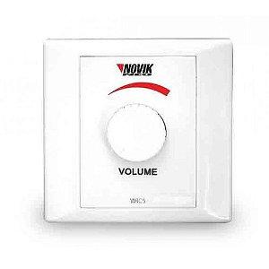 Volume Control Para Som Ambiente NOVIK WRC-5
