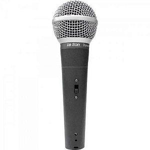 Microfone Vocal Profissional Dinamico LS58-LE SON (CHUMBO)