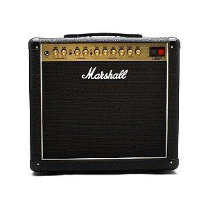 Amplificador Combo Marshall DSL20CR Guitarra 20W Valvulado