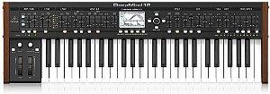 Sintetizador Deepmind12 - 12 Vozes - 4FX Engine - Behringer