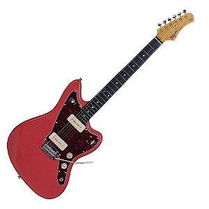 Guitarra Elétrica Woodstock Fiesta Red TW-61 - TAGIMA