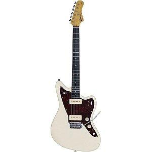 Guitarra Elétrica Woodstock Branca TW-61 TAGIMA