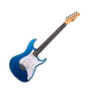 Guitarra Elétrica Metálic Blue MBL DF/PW TG-520 TAGIMA