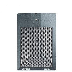 Microfone Half-cardiode Condensador Bumbo BETA91-A - SHURE