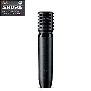 Microfone Condensador Para Instrumento PGA81-XRL - SHURE