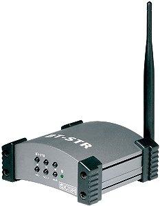 Receptor de Áudio BT-STR | C/ Bluetooth | Stereo - CSR