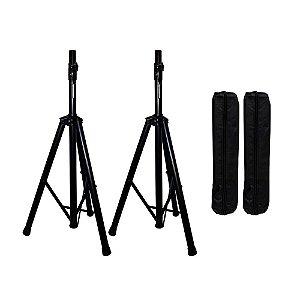 Kit Com 2 Pedestais Para Caixa De Som SPS-2 - LEXSEN