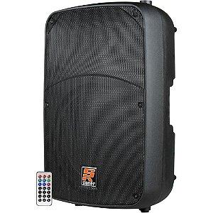 Caixa Acústica Ativa SR-315A Bluetooth 300W Rms Bivolt - Staner
