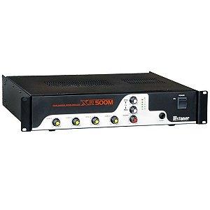 Amplificador / Misturador XR-500M 4 Canais - Staner