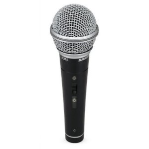 Microfone Vocal Bastão Dinâmico Com Fio R21S - SAMSON
