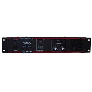 Amplificador MS-2150 TURBO - Muoltson