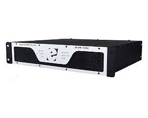 Amplificador Etelj Slim 1250 2 Ohm 1250W RMS - Etelj