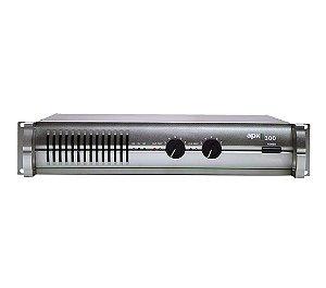 Amplificador Pro Apx-300 - American