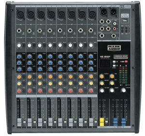 Mesa De Som Com 8 Canais CMX08-USB - MARK AUDIO