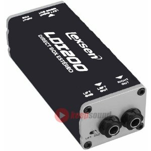 Direct Box Passivo LDI200 - LEXSEN