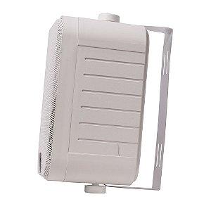 Caixa De Som Para Ambiente 4' 60W Branca SP400 - DONNER