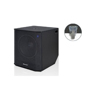 Caixa Subwoofer Grave RMS OBSB-3800 Passivo 18 Pol 300W Oneal
