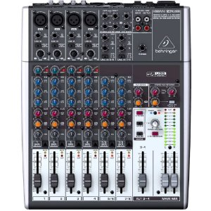 Mesa De Som Analógica XENYX 1204 USB - BEHRINGER