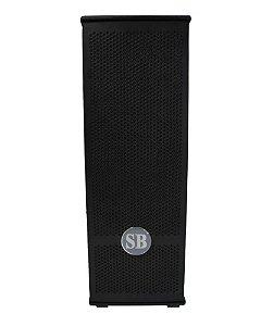 Caixa De Som Coluna Vertical Passivo SB 2.6 - Sound Box
