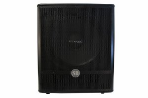 SUB SOUND BOX SUB 512 PASSIVO FRONTAL
